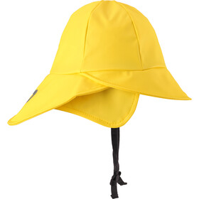 Reima Rainy Rain Hat Barn yellow